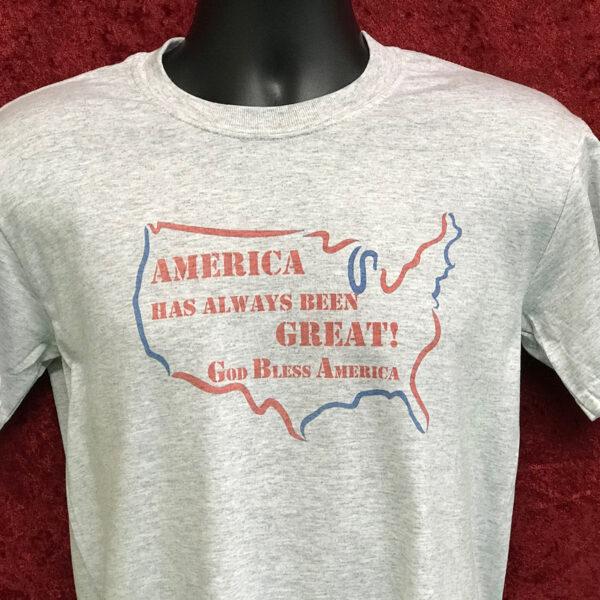 America Has Always Been Great