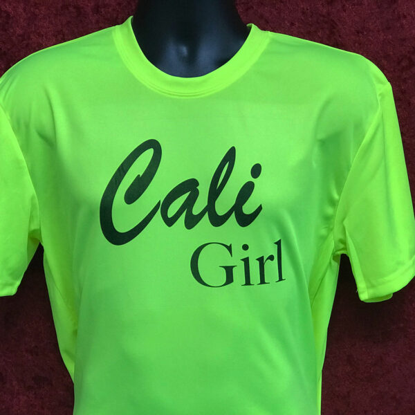 Cali Girl Women's T Shirt