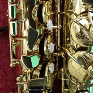 Rheuben Allen Also Sax High F-Sharp Key Design