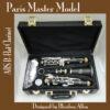 Paris Master Model B-Flat ABS Clarinet 1