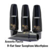 Rheuben Allen Acoustic Plastic B-Flat Tenor Saxophone Mouthpiece