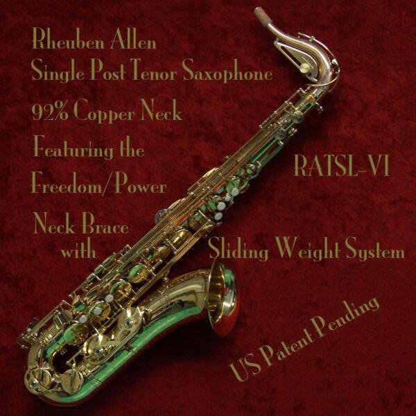 RATSL-VI Saxophone Banner