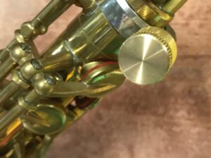 Rheuben Allen Heavy Weight saxophone neck screw 2