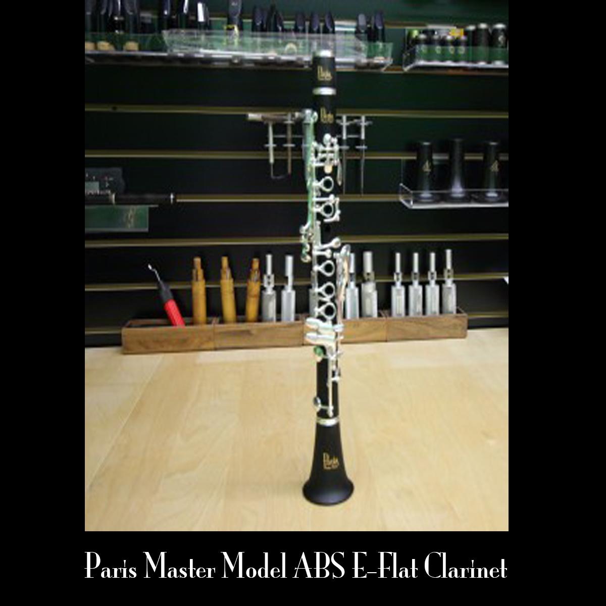 Paris Master Model E-Flat Clarinet