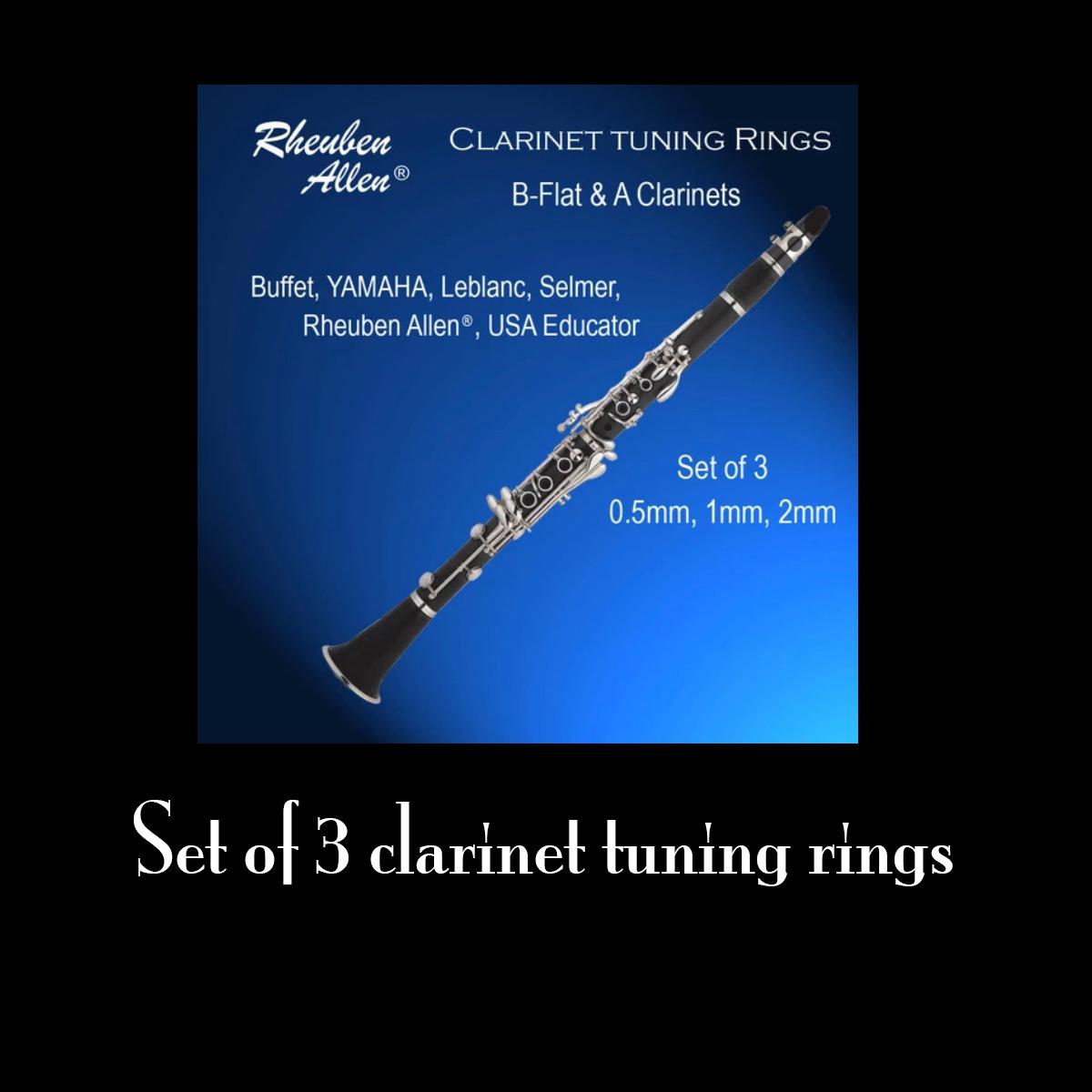 RA Tuning rings 2.0