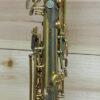 Conn Straight Soprano Saxophone Back Full