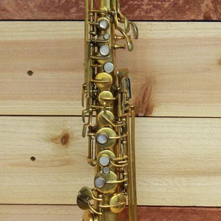 Conn B-Flat Straight Soprano Saxophone