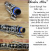 Clarinet Middle Joint tining Ring Set