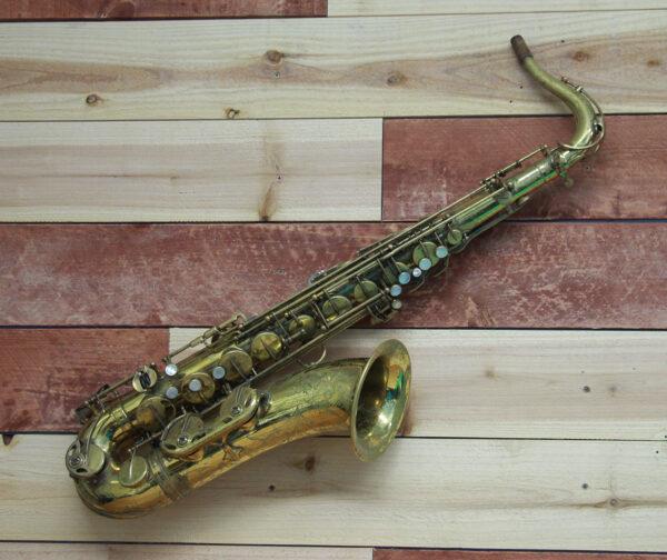 Selmer Tenor Saxophone Full
