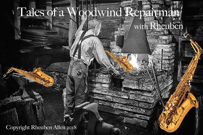 Talesw of a woodwin repairman by Rheuben