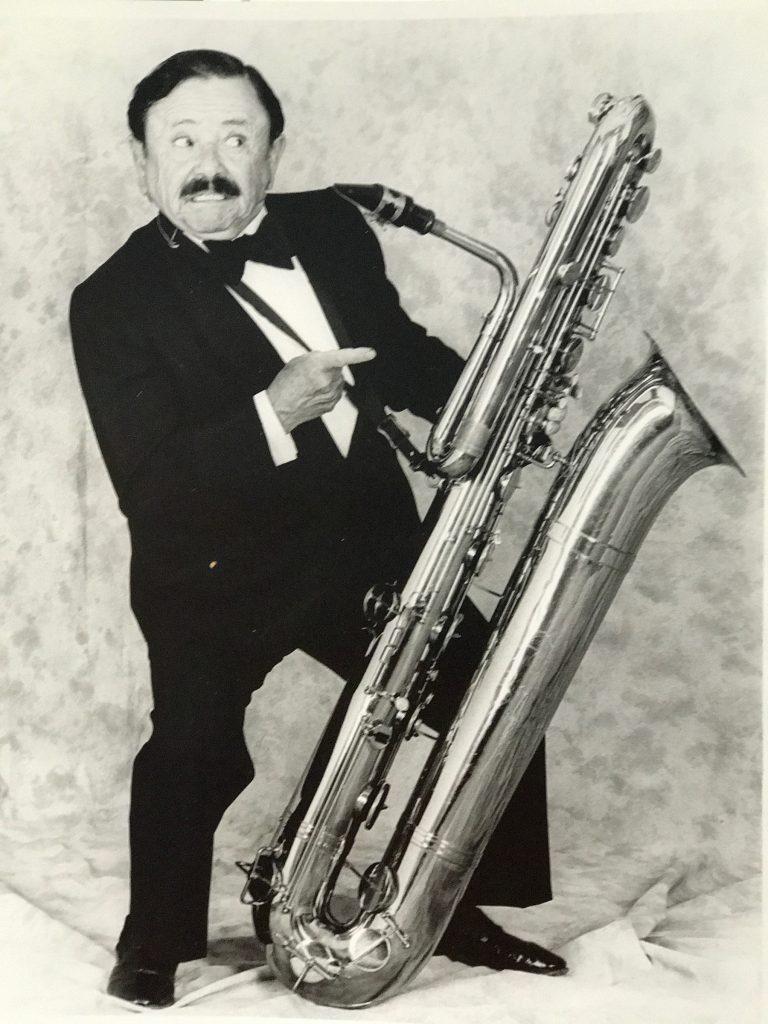 Jerry & Bass Saxophone