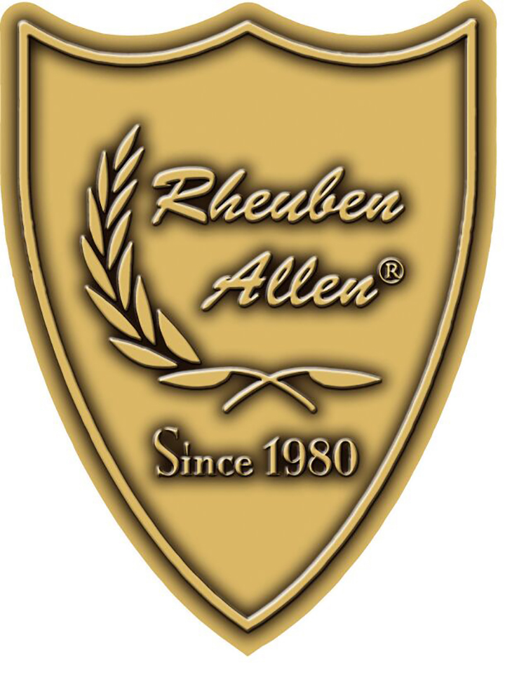 Rheuben Allen Product Logo for 2020