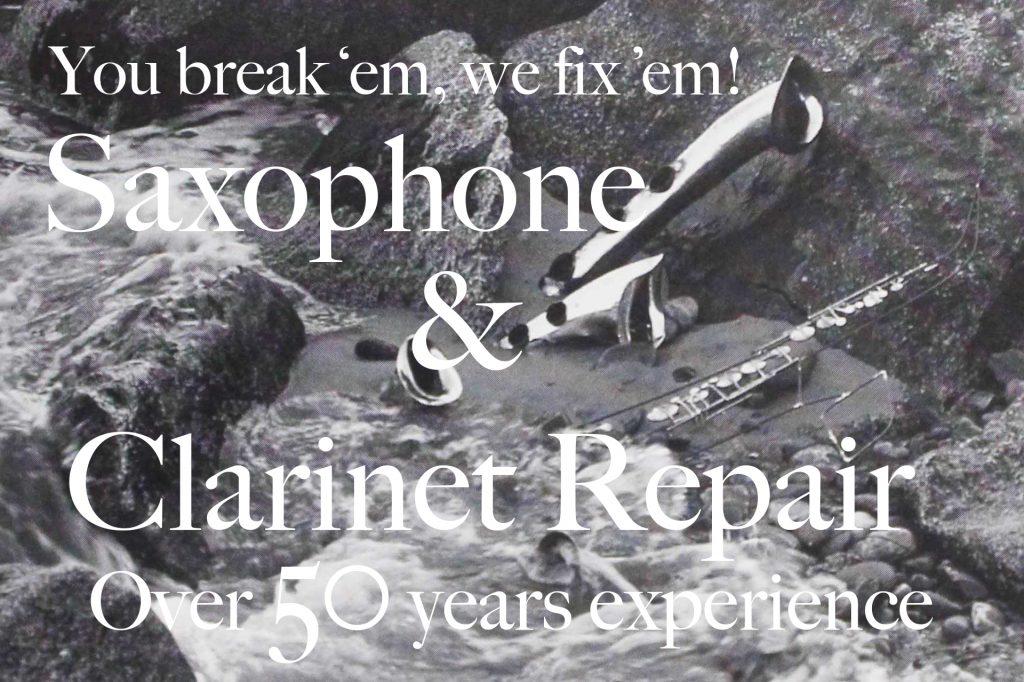 """You break """"em, We fix """"em"""