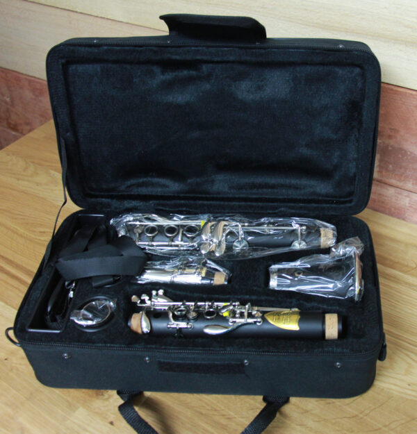 Rheuben Allen ABS clarinet in the key of C