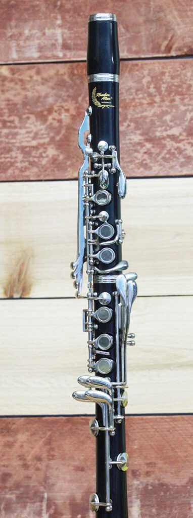 Rheuben Allen Plateau B-Flat Clarinet