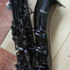 Oxford Black Nickel Tenor Sax Double Arms on lower keys