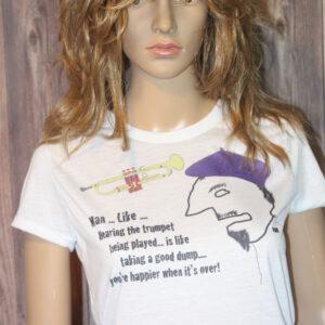 Humorous Music T Shirts