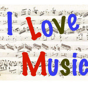 M14-I Love Music