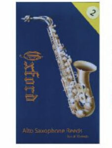 Oxford Reeds for Clarinet, Alto and Tenor Saxophones