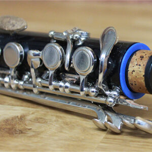 CLARINET MIDDLE JOINT SOUND AND TUNING RINGS